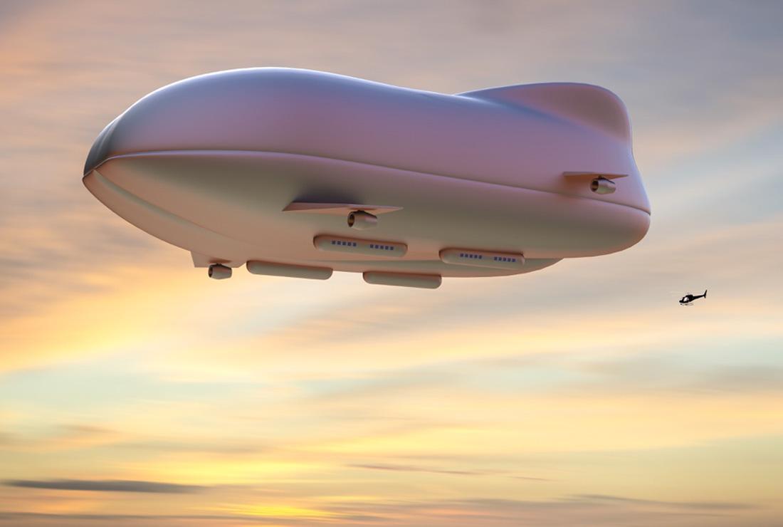 Zeppelin-Storys – Meine Bücher zur Luftschifffahrt